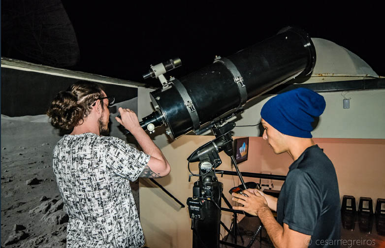 Astronomia Noturna