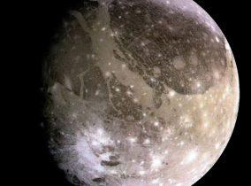 Essas Luas e suas Maravilhas – Ganimedes