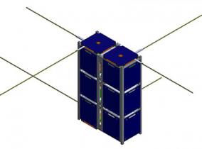 O Satélite Nacional ITASAT-1