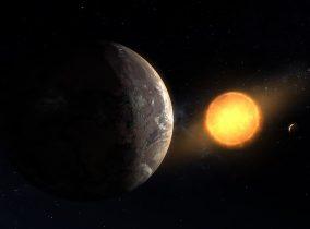 """Descoberto um Exoplaneta """"Falso Positivo""""!"""