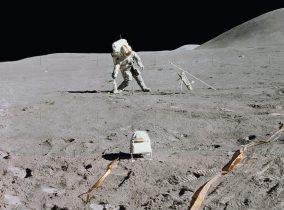 O Astronauta caído!