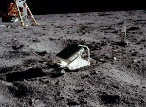 O Retrorrefletor de Laser instalado por Armstrong na Lua!