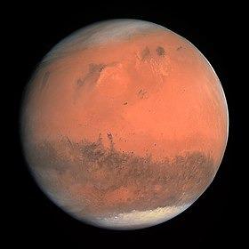 """Marte será """"escondido"""" pela Lua na próxima madrugada!"""