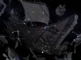 Série Constelações: Carina