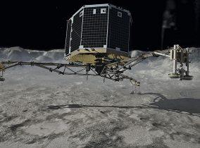 A Sonda Philae e o que ela descobriu num cometa!