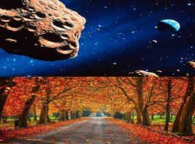 A passagem do Asteroide 2001FO32 próximo da Terra e a entrada do Outono!